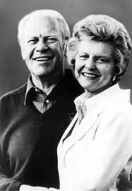 Betty & Gerald Ford