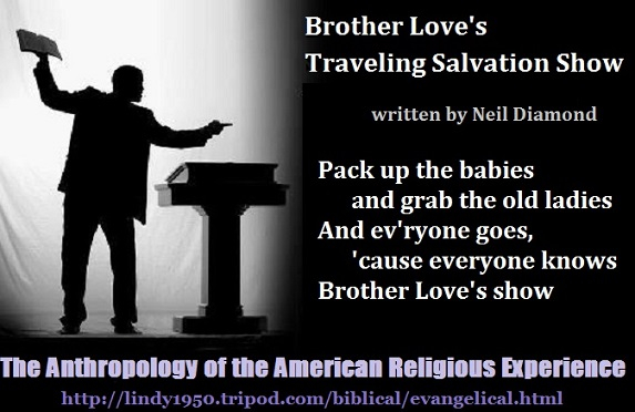 Brother Love's Travelling Salvation Show