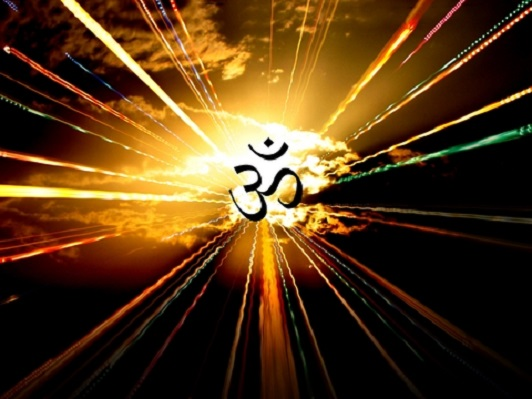 om sacred syllable