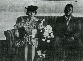 Recy Taylor ~ Willie Guy Taylor