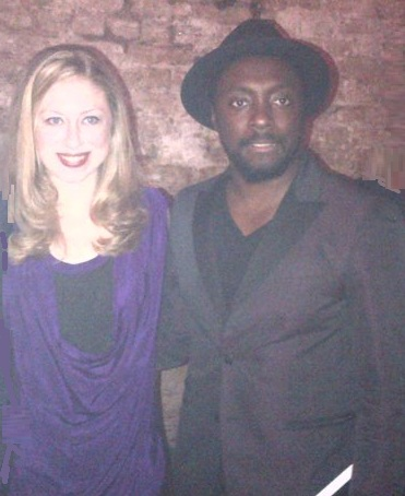 chelsea and will-i-am